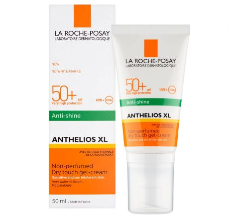 La Roche-Posay Anthelios Dry Touch Oily Skin Suncream SPF50+ 50ml