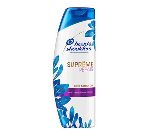 Head & Shoulders - Supreme Repair With Argan Oil Shampoo 400ml