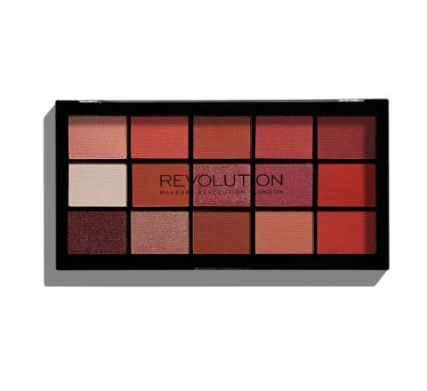 Makeup Revolution Re-Loaded Eyeshadow Palette - Newtrals 2