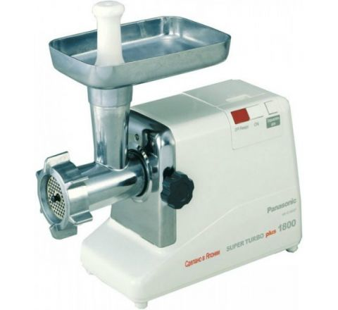 Panasonic Electric Meat Grinder - Keema Meat Mincer Machine (MK-G1800P)