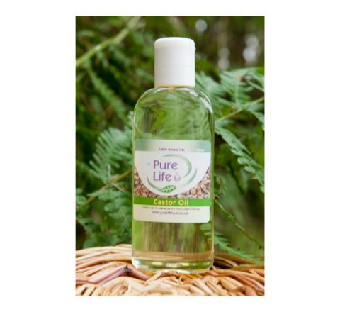 Pure Life 100% Pure and Natural Castor Oil - 100ml