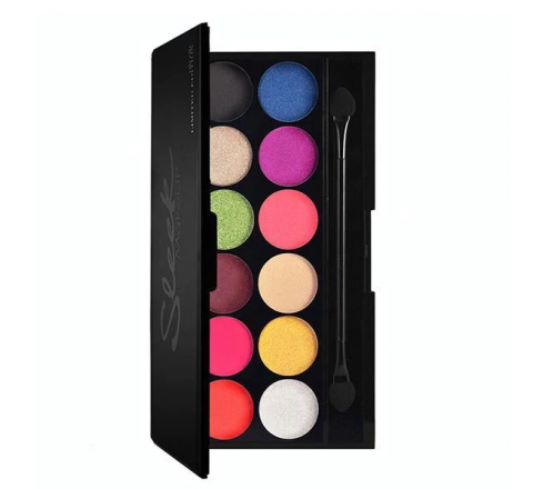 Sleek i-Divine Bright Eyeshadow Palette - Rio Rio