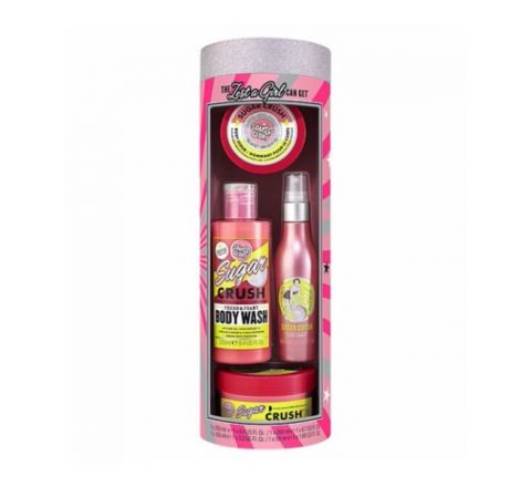 Soap & Glory The Zest A Girl Can Get - Body Wash, Butter Cream, Body Spray and Body Scrub