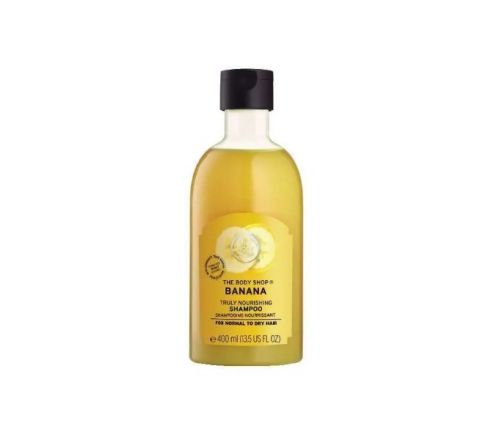 The Body Shop Banana Truly Nourishing Shampoo - 250ml