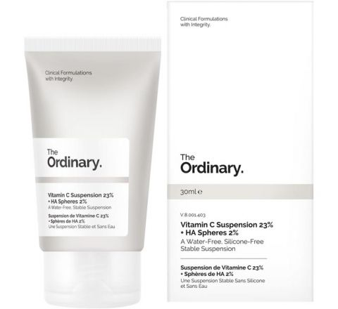 The Ordinary Vitamin C Suspension 23% + HA Spheres 2% Serum 30ml