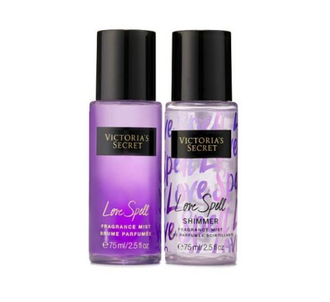 Victoria's Secret Love Spell Mini Fragrance Mist Gift Set