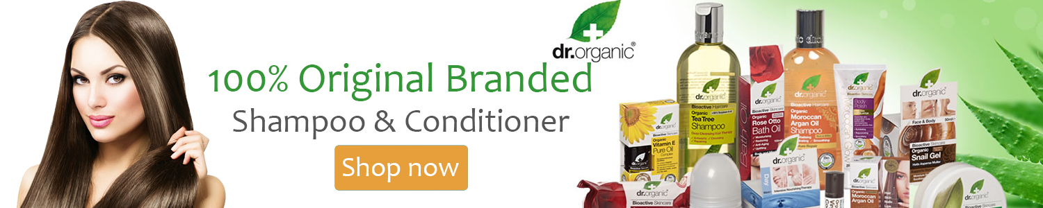 100% Original & Organic Shampoo & Conditioner in Bangladesh at Kikinben