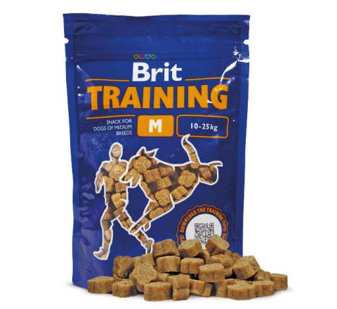 Brit Training Snack M 200gm