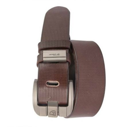 Mix Leather Waist Belt