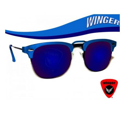 WINGER RING-MASTER SUNGLASS 1 (BLUE)