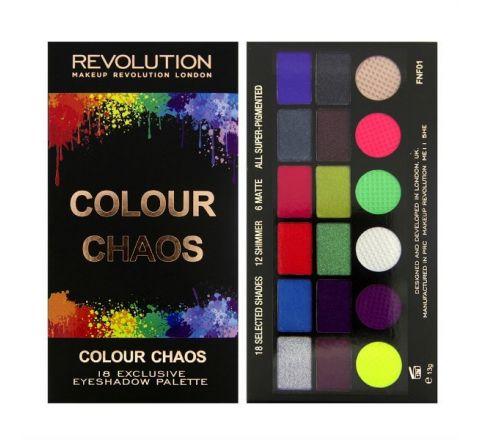 Makeup Revolution Salvation Palette - Colour Chaos