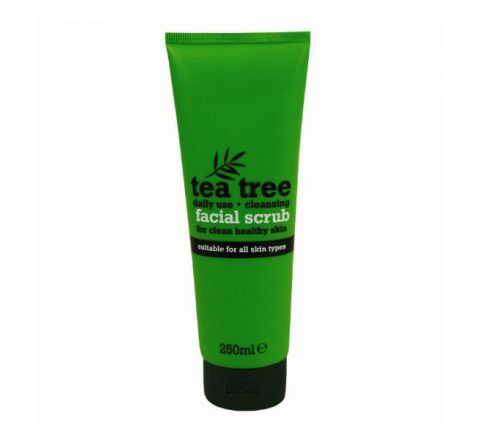 Xpel Brand Tea Tree Facial Scurb-250 ml