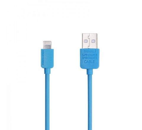 REMAX RC-006i DATA CABLE IPHONE 5/6 BLUE