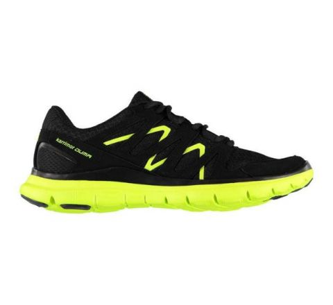 Karrimor Duma Mens Running Shoes - Black Fluo