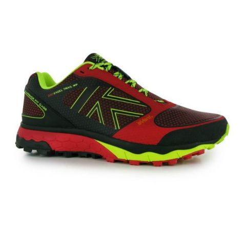 Karrimor Excel Waterproof D30 Mens Trail Running Shoes