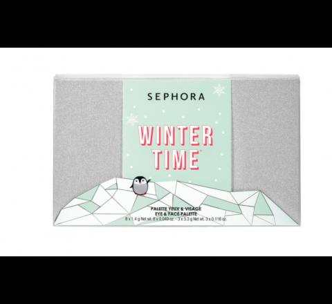 Sephora Winter Time Eye & Face Palette
