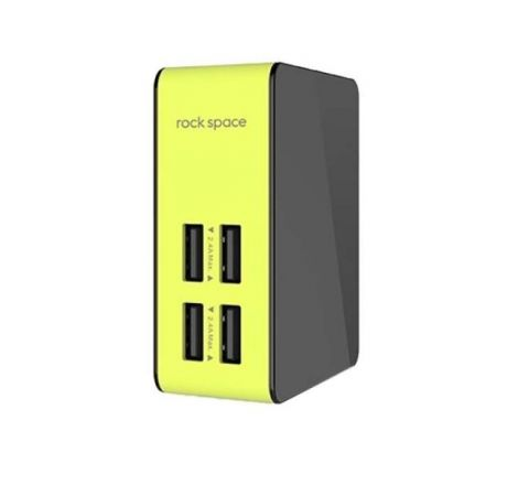 Rock Four Port Wall Charger Ccc