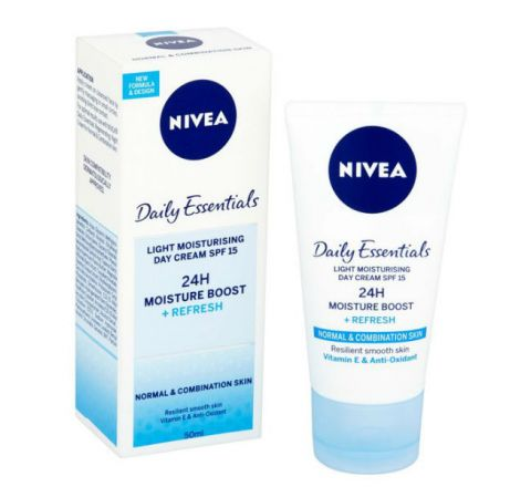 Nivea Visage Light Daily Moisturising Cream 50ml
