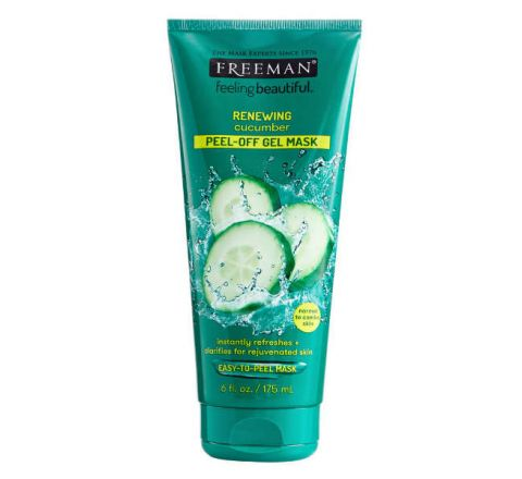 FREEMAN Renewing Cucumber Peel-Off Mask 175ml