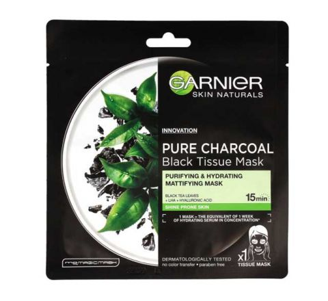 Garnier SkinActive Charcoal and Algae Hydrating Sheet Mask