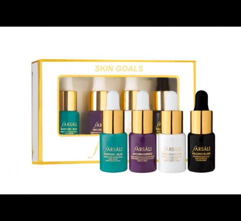 FARSALI Skin Goals Skincare Set