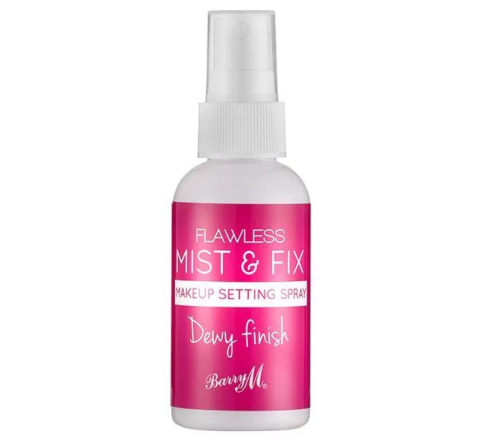 Barry M Setting Spray Dewy Mist & Fix Finish