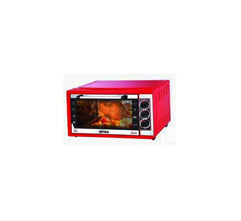 EFBA Electronic Oven Rotisserie & Turbo W Lamp 40L 5004R
