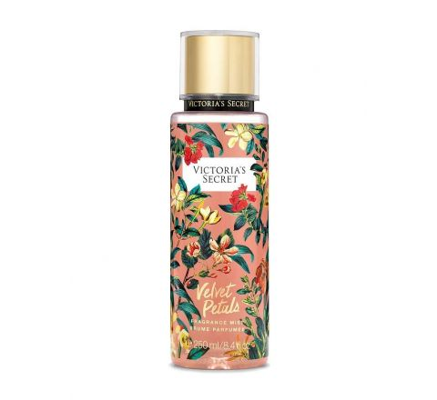 Victoria's Secret Wild Flora Fragrance Mist Velvet Petals 250ml