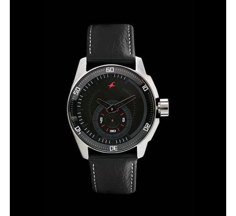 Fastrack (Original) Watch -Black