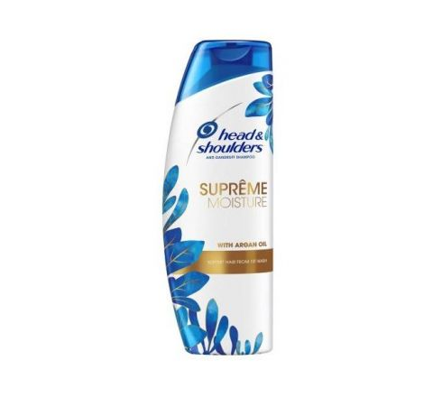Head & Shoulders - Supreme Moisture With Argan Oil Shampoo 400ml