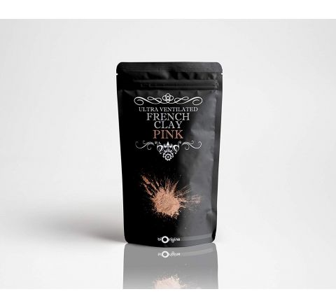 Pink Ultra Ventilated French Clay - 100g