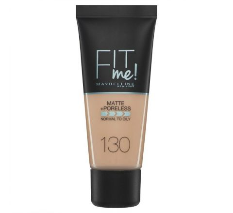 Maybelline Fit Me Matte & Poreless Foundation 130 Buff Beige 30ml