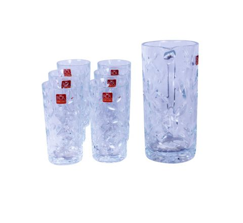 RCR Fluente Water Set 7 Pcs 732610