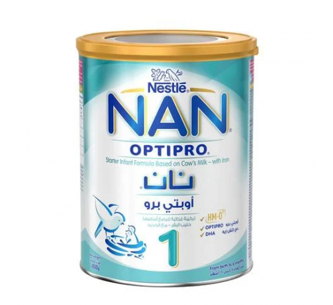 Nestle Nan Optipro 1 Starter Infant Formula Milk Powder 800g