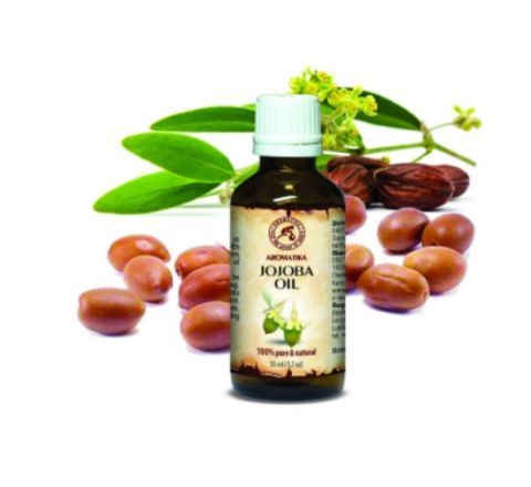 Aromatika Jojoba Oil 50ml 100% Pure & Natural