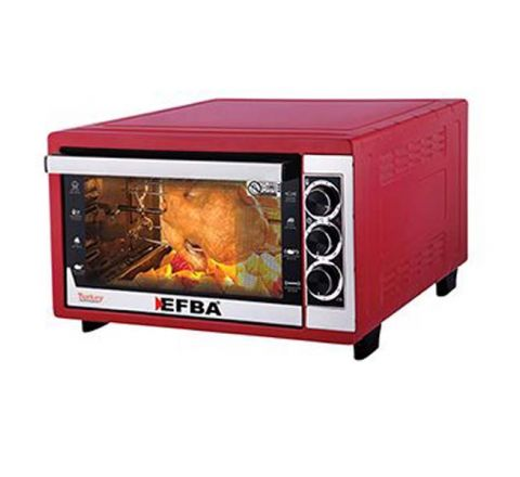 EFBA Electronic Oven Rotisserie & Turbo W Lamp 46L 6004R