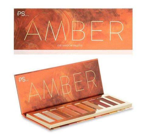 PS Amber Eye Shadow Palette