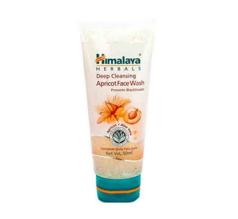Himalaya Deep Cleansing Apricot Face Wash -50ml