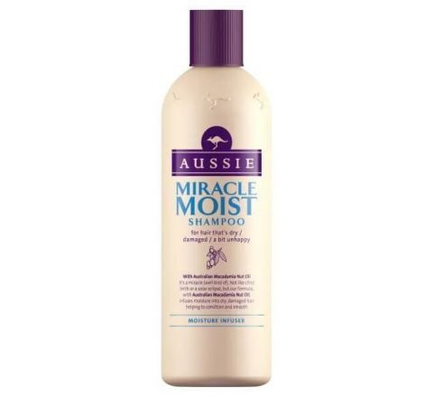 Aussie Shampoo Miracle Moist 300ml