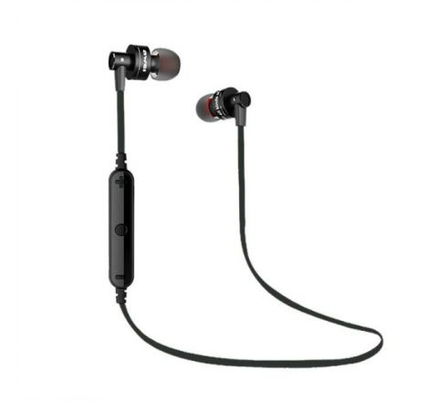 Awei A990BL Wireless Sports Bluetooth Earphone - Black