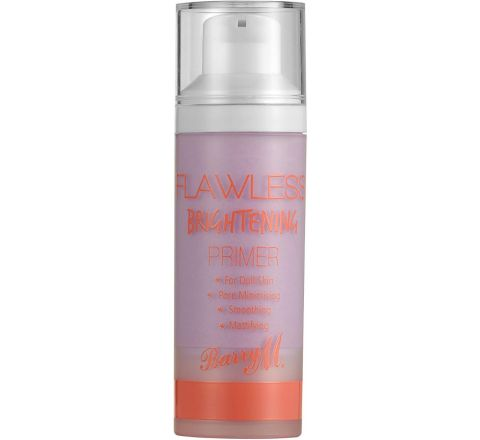 Barry M Cosmetics Flawless Primer, Brightening,30ml.