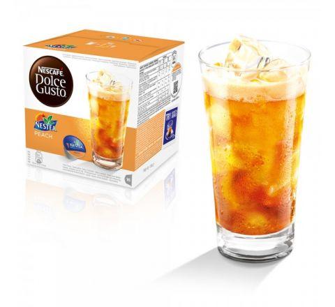 Nescafé Dolce Gusto Nestea Iced Tea Peach 16 Capsules