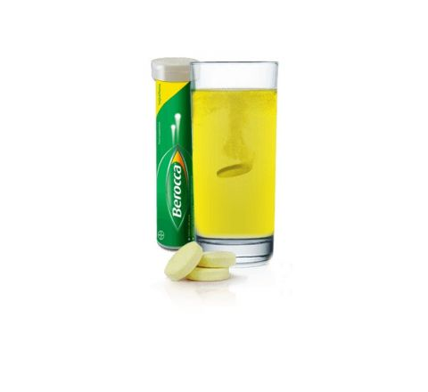 Berocca Tropical - 15 Effervescent Tablets