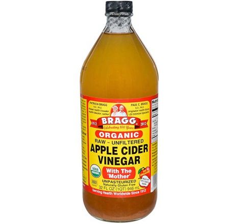 Bragg Organic Apple Cider Vinegar Raw Unfiltered 946ml