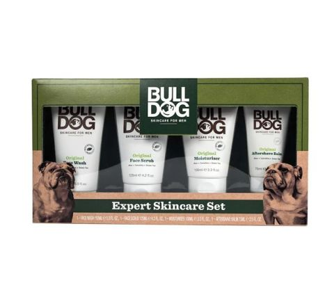 Bulldog Expert Skincare For Men Gift Set Tin
