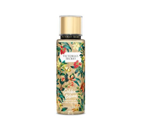 Victoria's Secret Wild Flora Fragrance Mist Golden Bloom 250ml