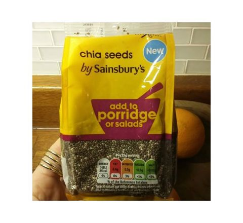 Chia Seeds 150gm - High in Fibre