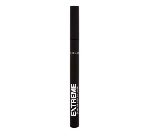 Collection Extreme 24Hr Felt Tip Eye Liner 7.8g Black 1