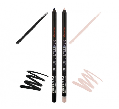 Freedom Makeup London Pro Kohl Liner And Brighten Duo