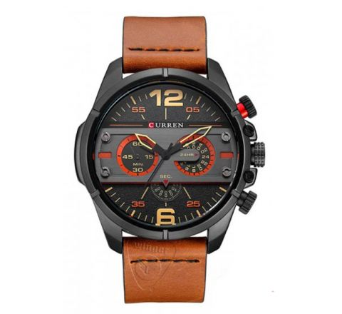 Curren Luxury Casual Men Watches - RIDER WATCH 6